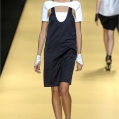 Foto 8 de 32 de la galería karl-lagerfeld-en-la-semana-de-la-moda-de-paris-primavera-verano-2009 en Trendencias