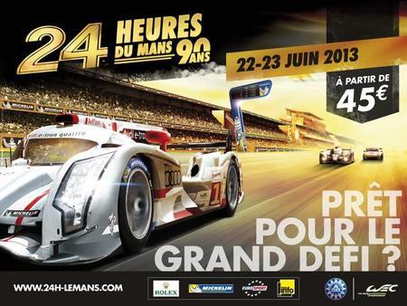 24 horas de Le Mans 2013: toda la información en un solo clic