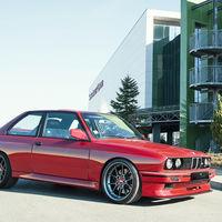 Vilner Garage presenta su última creación: un BMW M3 E30 Evo de estilo retro y 'circuitero'