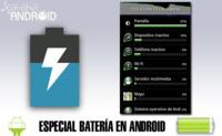 Trucos y consejos para ahorrar batería en tu Android