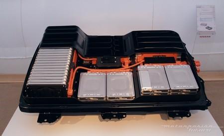Baterías del Nissan LEAF 2013
