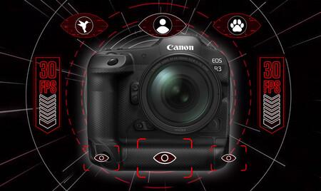 Canon EOS R3: esto es todo lo que sabemos de ella (y lo que aún desconocemos)