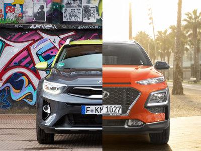 Comparativa Hyundai Kona vs Kia Stonic: ¿cuál es mejor para comprar?