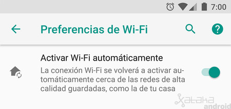 Wifi Automatico