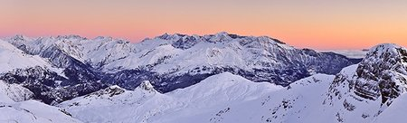Ignacio Ferrando, montañas