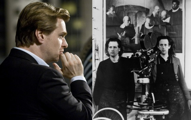 Christopher Nolan y los hermanos Quay