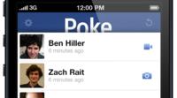 ¿Quieres enviar mensajes con fecha de caducidad vía Facebook? Utiliza Poke, su nueva aplicación