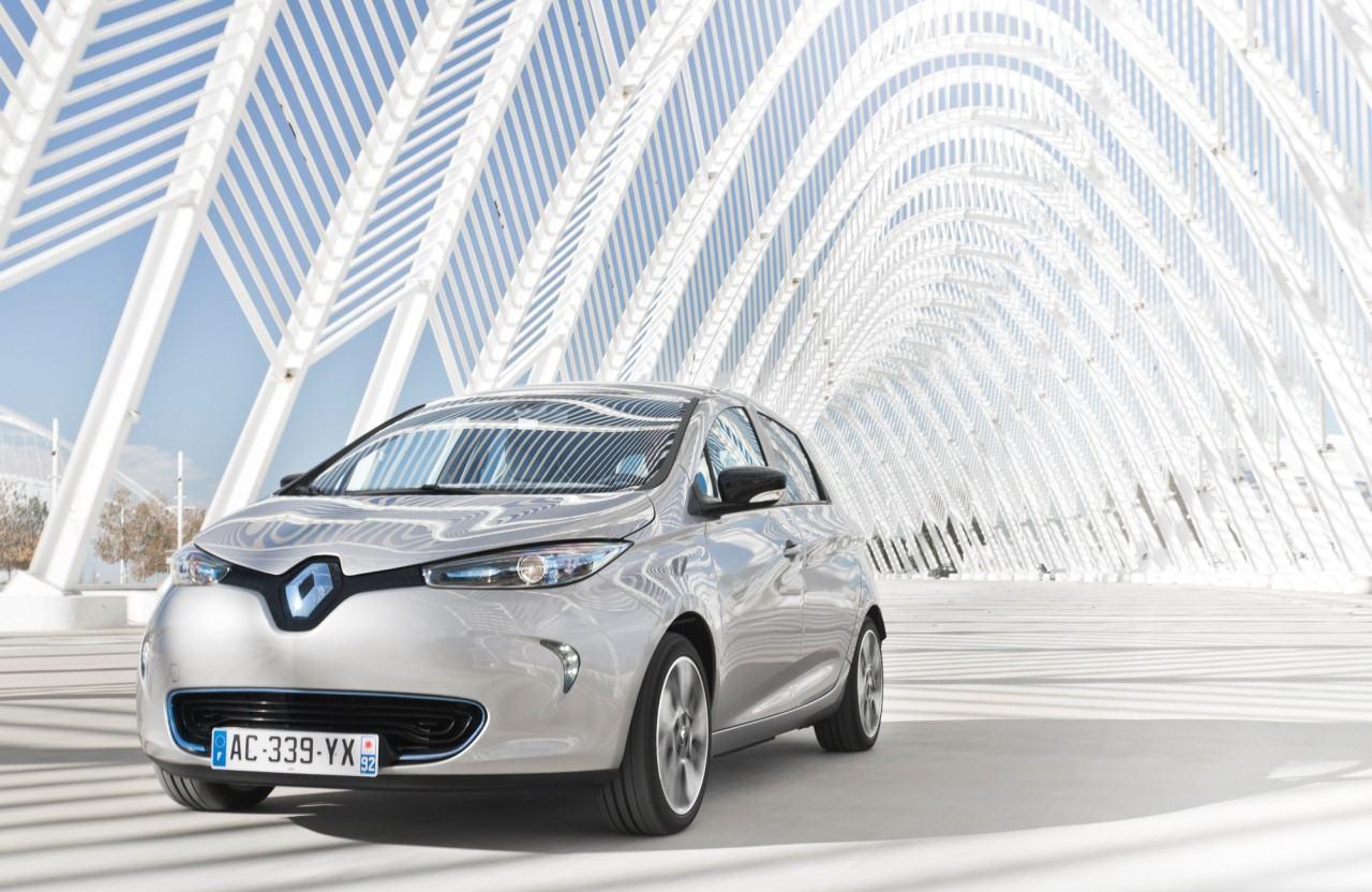 Foto de Renault ZOE (8/151)