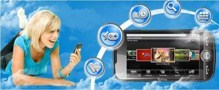 Game Cloud, juegos renderizados en la nube para los smartphones