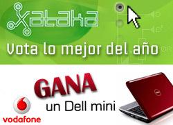 Sorteo del Dell Mini 9, los participantes