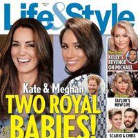 Y dos ¿embarazos?  más