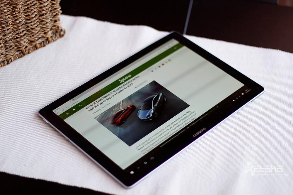 Samsung Galaxy Tabpro S 7