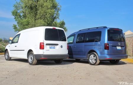 Volkswagen Caddy Pasajeros1