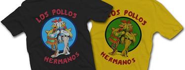 34 camisetas de diseños originales para el verano: desde los Pollos Hermanos hasta San Junipero