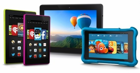"Fire OS 4 ""Sangria"", la actualización de Amazon a su fork de Android"