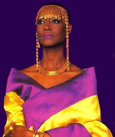 Elisabeth of Toro, la princesa africana que ha inspirado a Zac Posen su nueva colección
