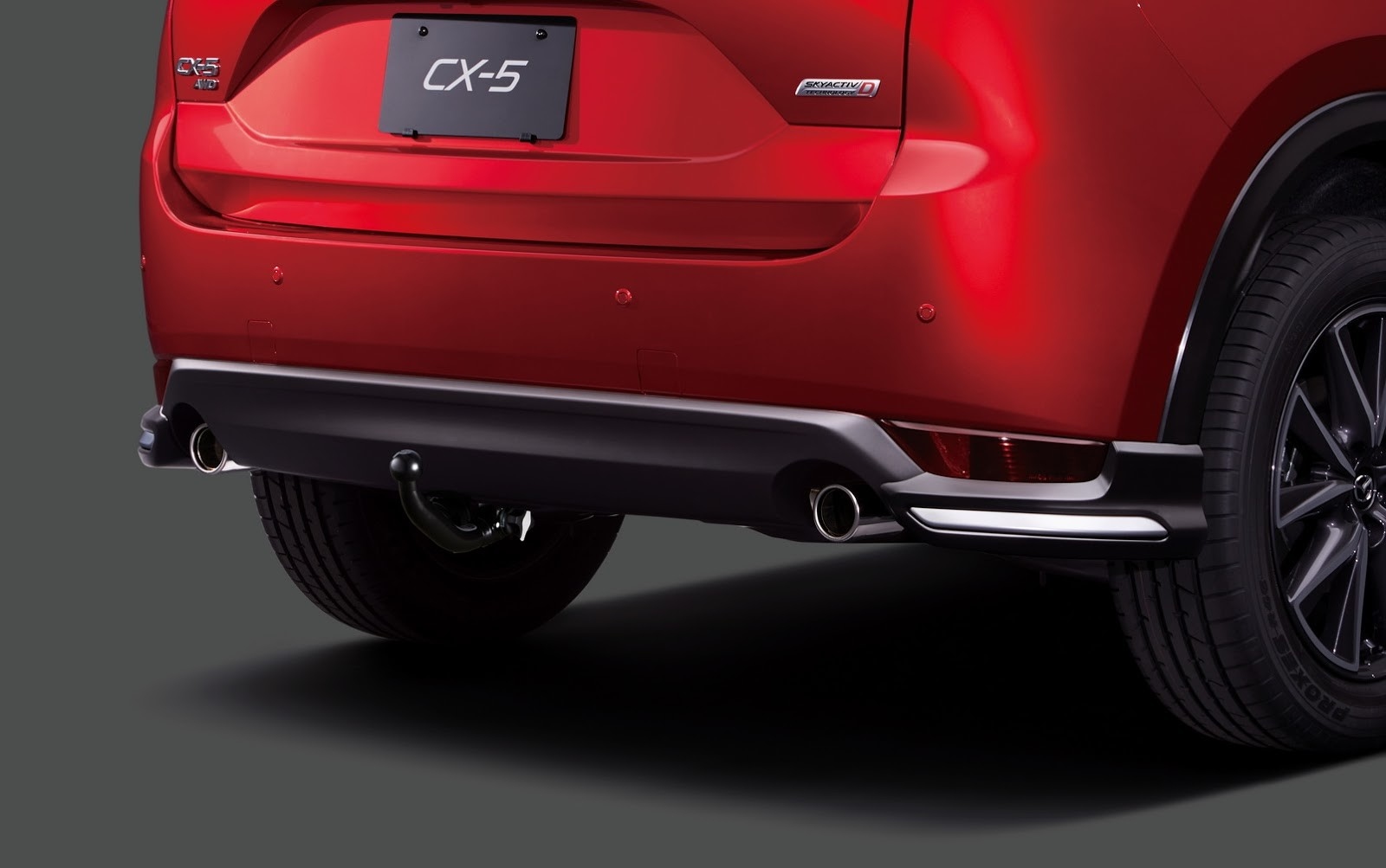 Foto de Accesorios para Mazda CX-3 - CX-5 (4/12)