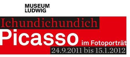 """El Museo Ludwig inaugura una exposición de retratos fotográficos de Pablo Picasso: """"MemyselfandI"""""""