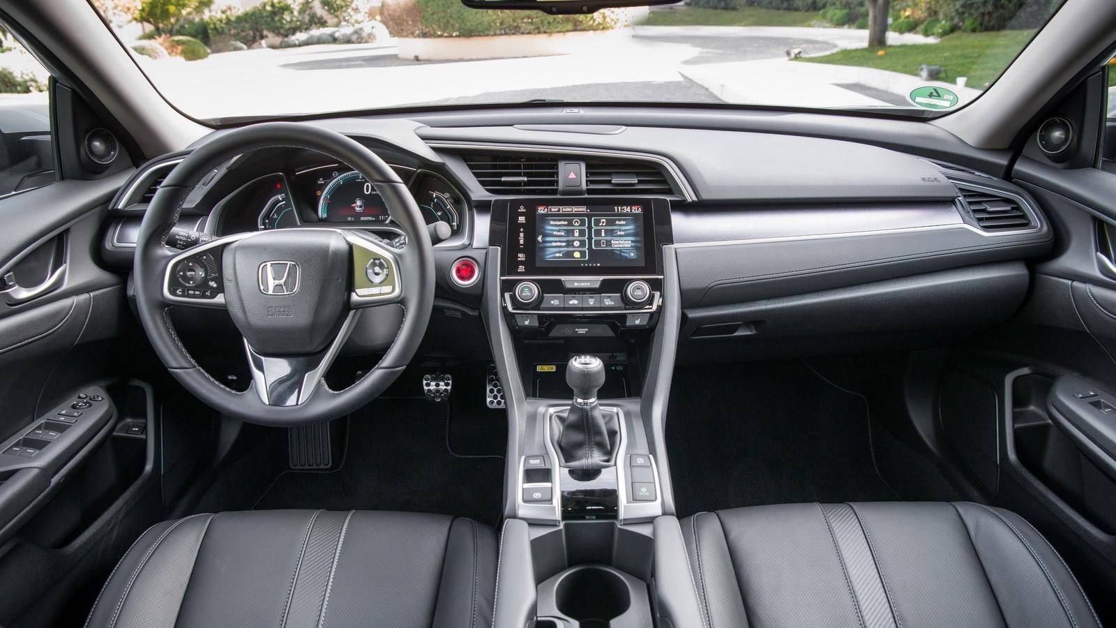 Foto de Honda Civic 4 puertas (6/37)
