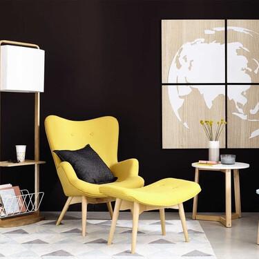 17 muebles y complementos, de Maisons du Monde, para crear un rincón de lectura agradable y acogedor