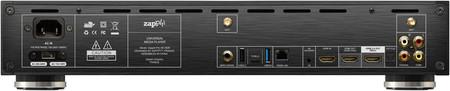 Zappiti Pro 4k Hdr Back