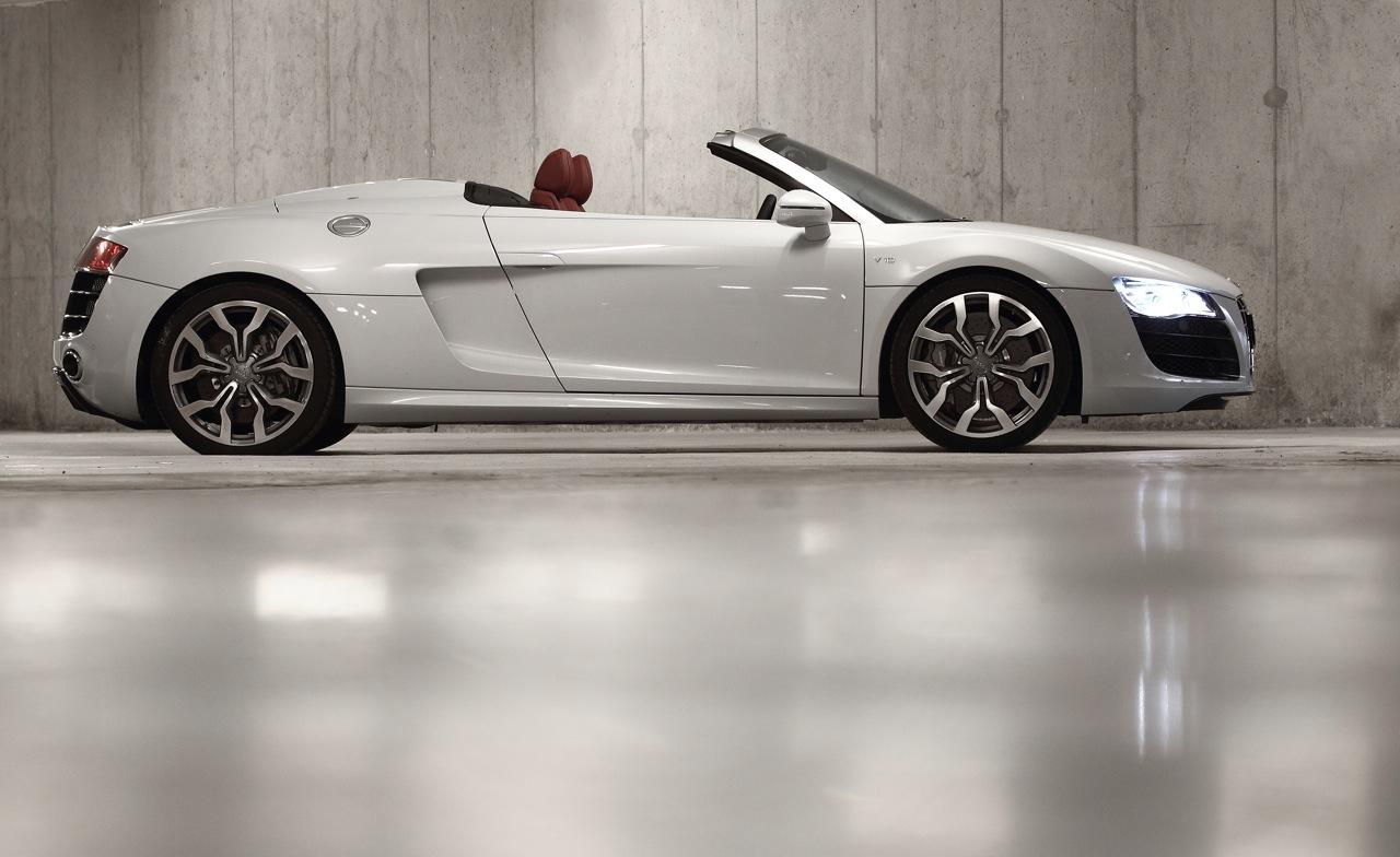Foto de Audi R8 Spyder (9/88)