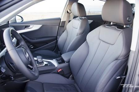 Audi A4 2020 Prueba 030