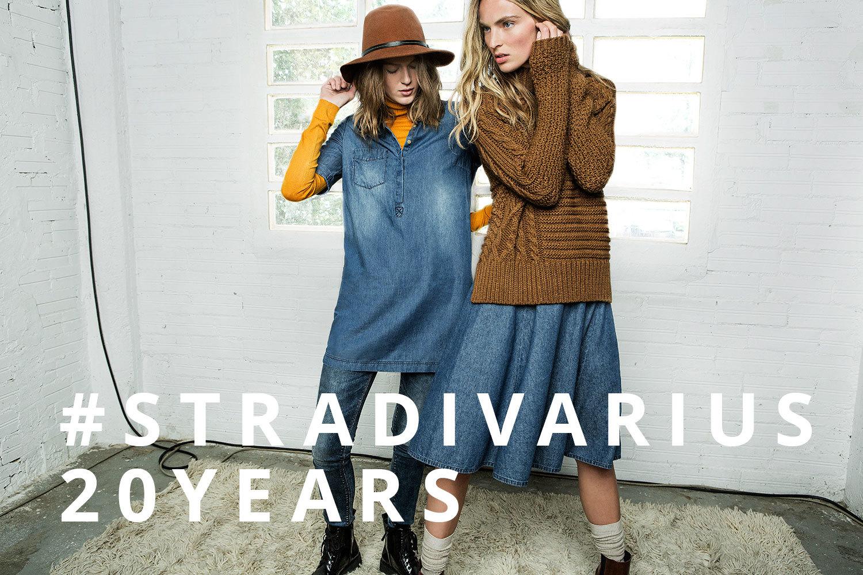 Stradivarius campaña Otoño-Invierno 2014/2015