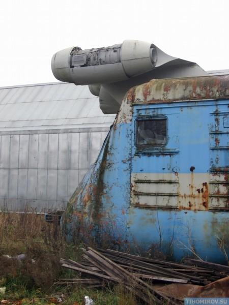 Tren Reaccion Urss 06