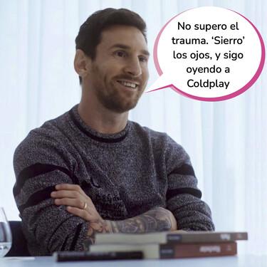 Leo Messi, en 'Lo de Évole': Este es el motivo por el que Antonella insiste a su marido para que vaya al psicólogo