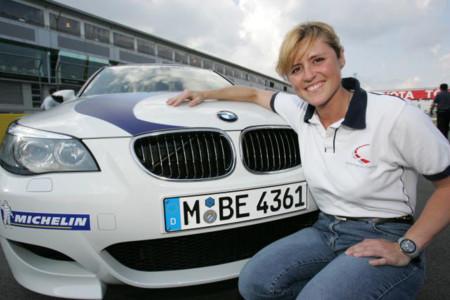 Sabine Schmitz M5 E60