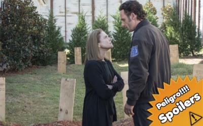 'The Walking Dead': Rick contra los lobos