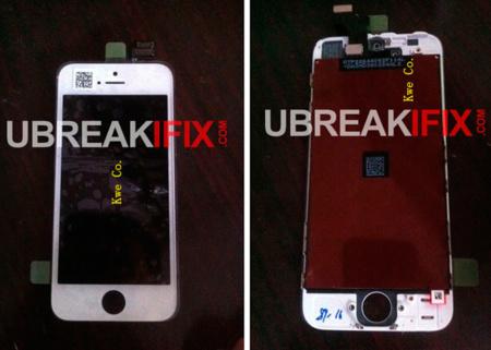 Vuelven las filtraciones de presuntas imágenes del nuevo iPhone. Hoy: el panel frontal y la pantalla