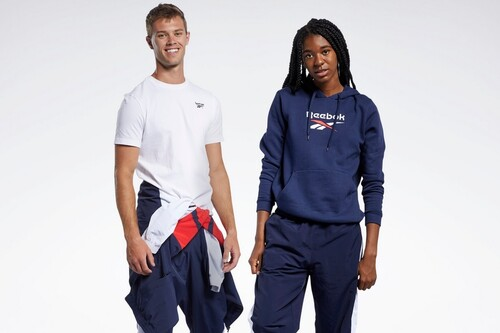 20% de descuento en camisetas, sudaderas y pantalones de chándal Reebok utilizando el cupón de descuento SAVE20