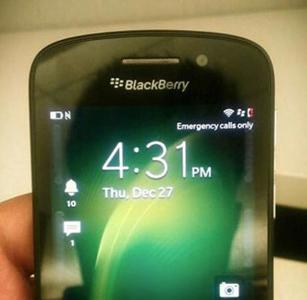 BlackBerry X10, el modelo con teclado QWERTY en nuevas imágenes