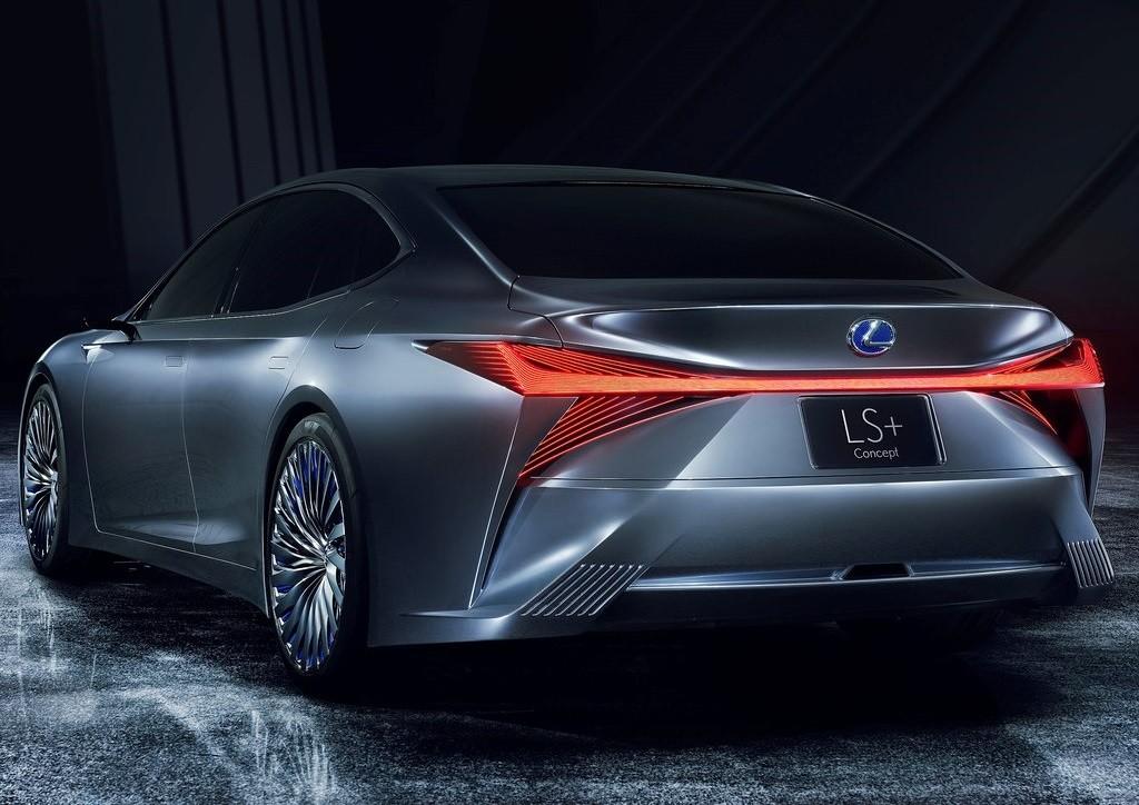 Lexus LS+ Concept, Auto Show de Tokio 2017