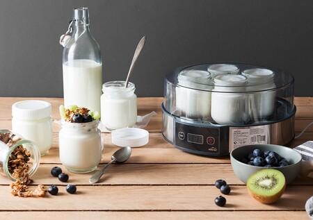 He comprado mucha tecnología este año, pero el producto que más me ha sorprendido ha sido una yogurtera