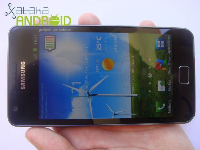 Review Samsung Galaxy SII