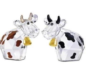 Swarovski lanza sus vacas Country Mos a pastar sólo online