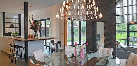 Stuurman Ontwerpt Landelijke Villa Lichtplan Interieur Meubilair Maatwerk Eindhoven 65