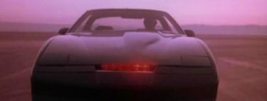 'El coche fantástico', de cuando soñabas con tener a KITT en el garaje