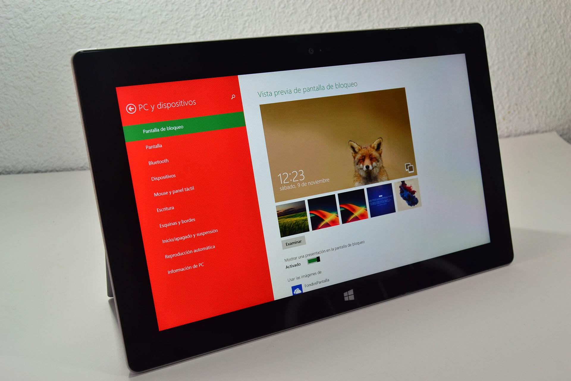 Foto de Microsoft Surface 2 (37/40)