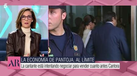 Paloma García-Pelayo en 'El Programa de Ana Rosa'