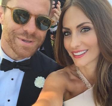 Y de nuevo... el fútbol se fue de boda