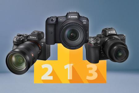 Así fue el negocio fotográfico en 2019: Canon sigue líder, Sony se afianza en el segundo puesto y Nikon resiste como tercero