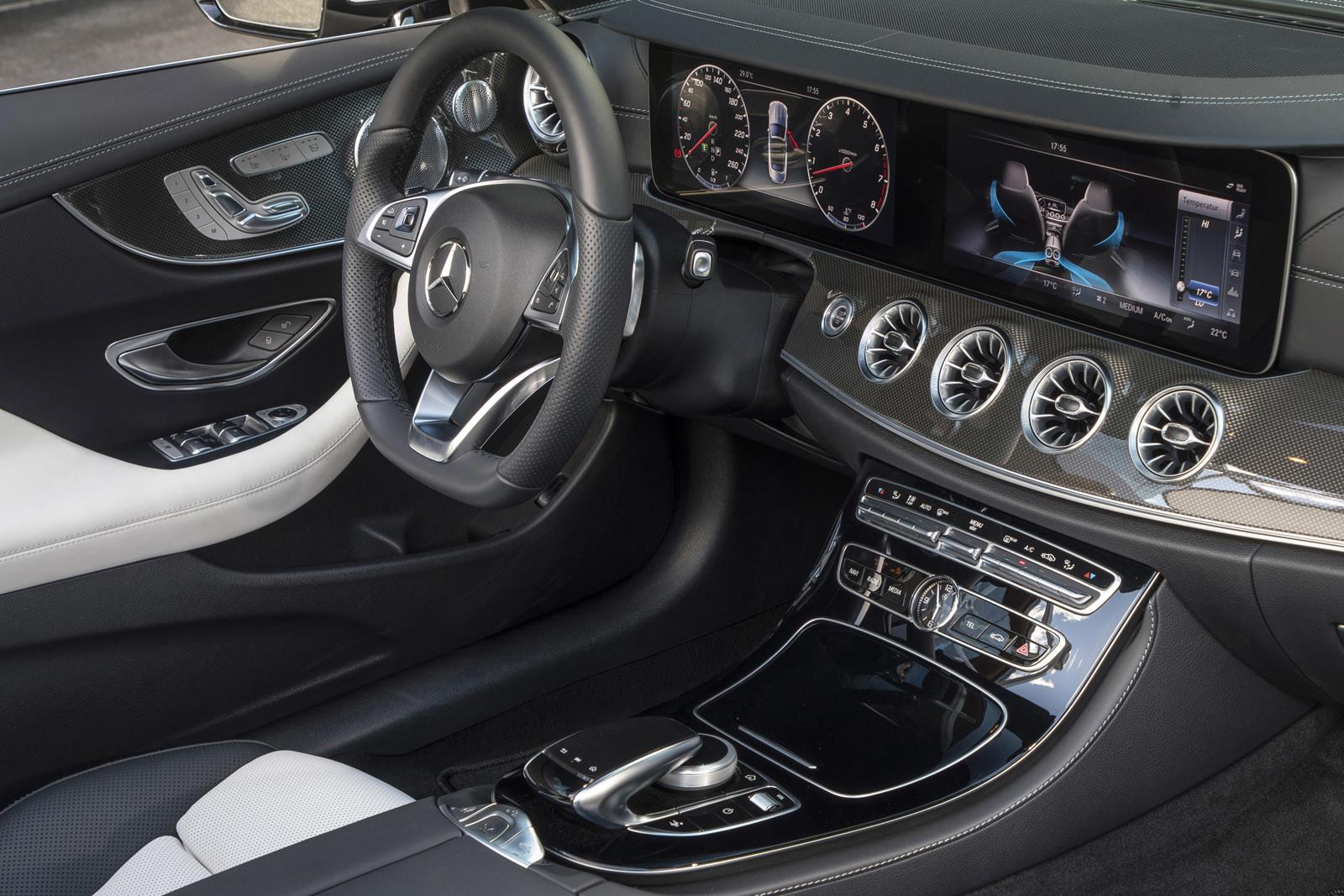 Foto de Mercedes-Benz Clase E Cabrio, toma de contacto (108/156)