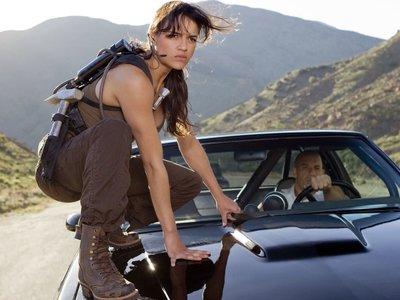 Michelle Rodriguez amenaza con dejar la saga 'Fast and Furious' por su tono machista