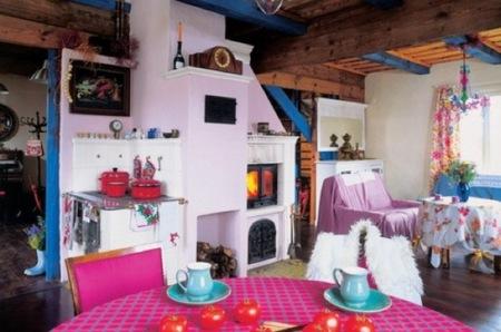 casa colorista polonia 2