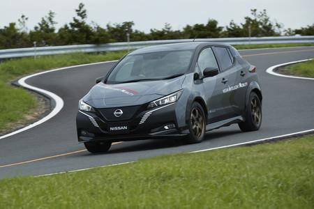 Nissan presenta un LEAF e+ pero ahora con tracción en las cuatro ruedas