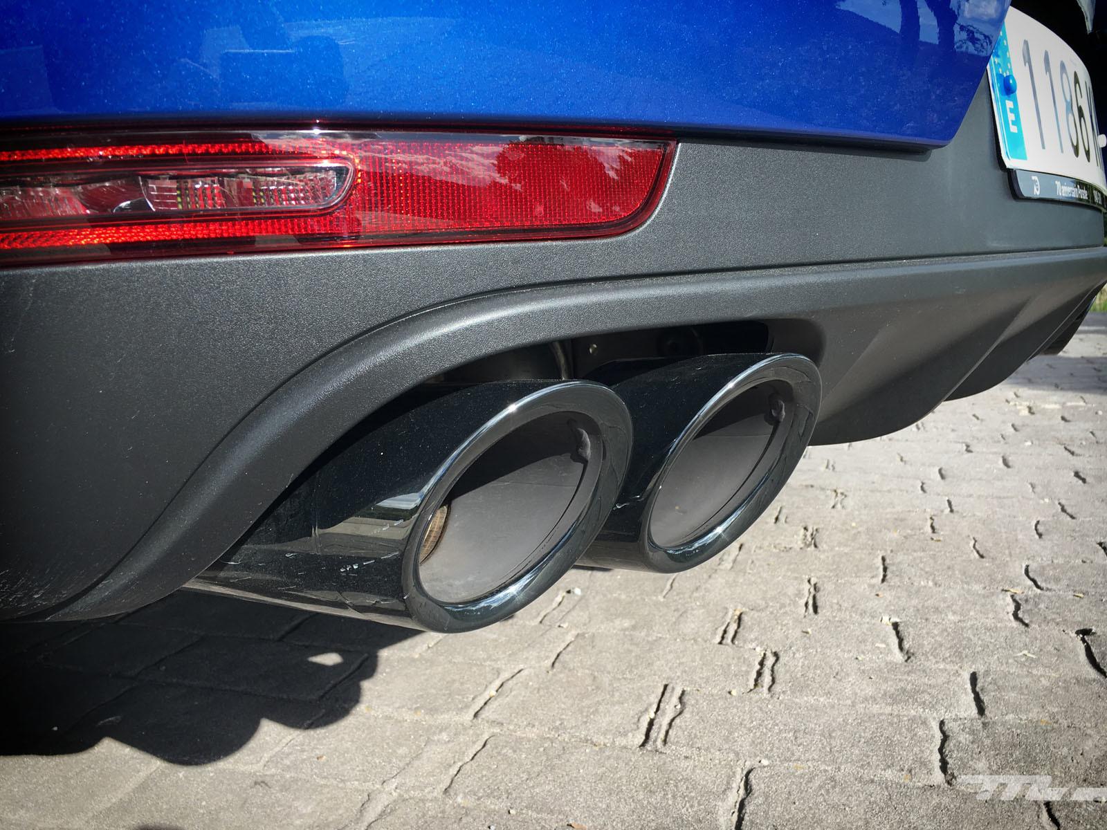 Foto de Porsche Macan (prueba) (27/40)
